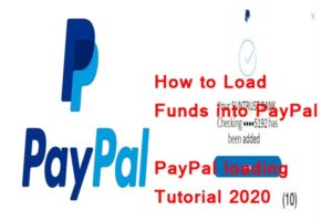 How to Load Funds into PayPal