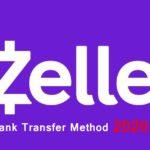 Zelle Bank Transfer Method 2020